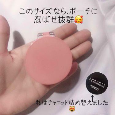 ミラー付きパウダーケース/ロージーローザ/その他化粧小物を使ったクチコミ(4枚目)