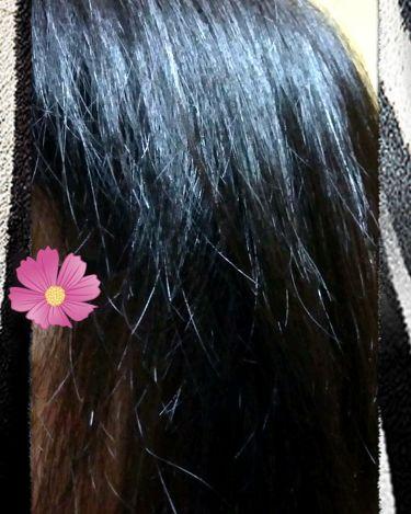 黒髪クリームシャンプー/KAMIKA/シャンプー・コンディショナーを使ったクチコミ(4枚目)