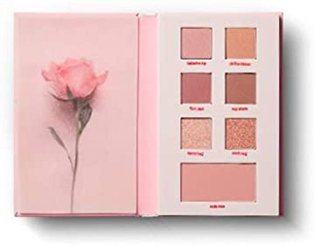 Look Book Mute Rose