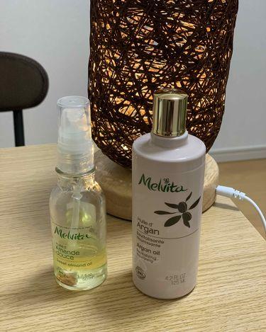 ビオオイル アルガンオイル ローズ/メルヴィータ/ブースター・導入液を使ったクチコミ(1枚目)