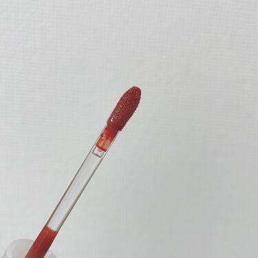 グラスティングウォーターティント 韓服エディション/rom&nd/リップグロスを使ったクチコミ(6枚目)