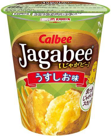 じゃがビー Jagabee うすしお味 カルビー