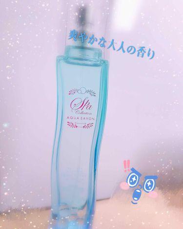 スパコレクション プルメリアスパの香りオードトワレ(旧)/アクアシャボン/香水(レディース)を使ったクチコミ(1枚目)