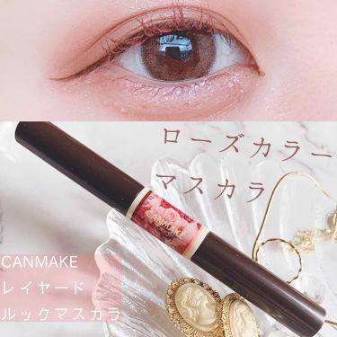 レイヤードルックマスカラ/CANMAKE/マスカラ by なまこ