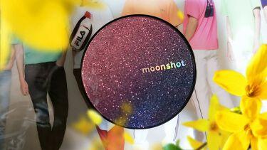 マイクロコレクトフィットクッション/moonshot/クッションファンデーションを使ったクチコミ(3枚目)