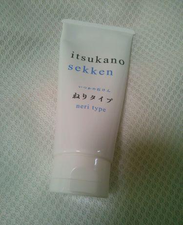 いつかの石けん  ねりタイプ/水橋保寿堂製薬/洗顔フォームを使ったクチコミ(1枚目)