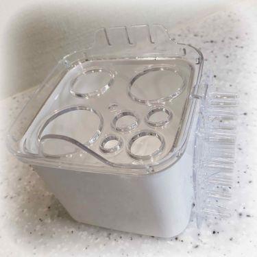 ごくふわっ ミッキーブラシ/DAISO/メイクブラシを使ったクチコミ(2枚目)