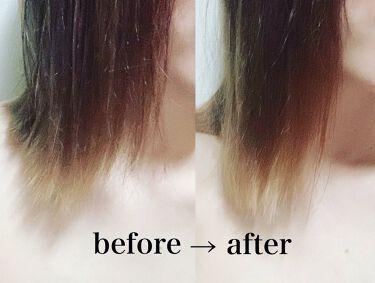 """【画像付きクチコミ】\美容室メーカーが366日かけて開発した貯水オイル美容のぷるツヤ髪/【プルント ディープモイスト美容液ヘアオイル】プルントはみずからうるおう地肌に導く「美肌菌」に着⽬。髪と地肌をうるおす""""美容液成分""""と、⽔分蒸散を防ぐ""""浸透オイル""""を..."""