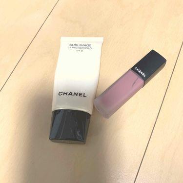 サブリマージュ ラ プロテクシオン UV 50/CHANEL/日焼け止め(顔用)を使ったクチコミ(2枚目)