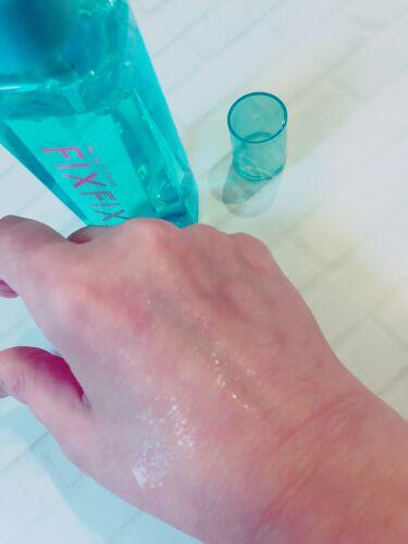 パーフェクトフィクサー C/メイクハック/ミスト状化粧水を使ったクチコミ(3枚目)