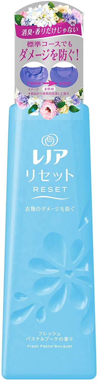 レノア リセット フレッシュパステルブーケの香り 570ml