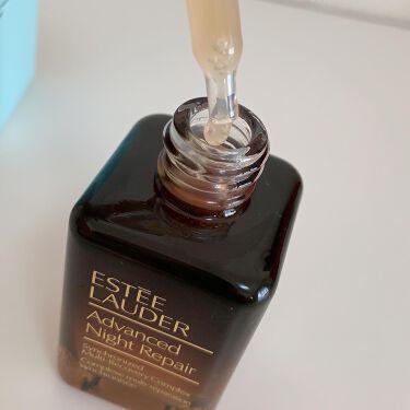 アドバンス ナイト リペア SMR コンプレックス/ESTEE LAUDER/美容液を使ったクチコミ(2枚目)
