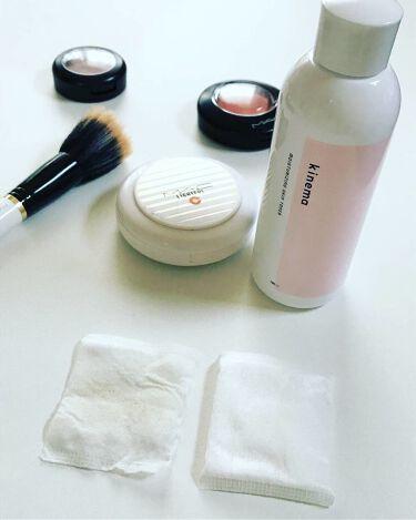 モイスチャーライジング・スキントナー (拭き取り化粧水)/kinema/化粧水を使ったクチコミ(1枚目)