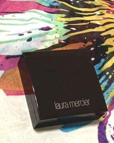シークレット ブラーリング パウダー フォー アンダー アイズ/laura mercier/プレストパウダーを使ったクチコミ(2枚目)