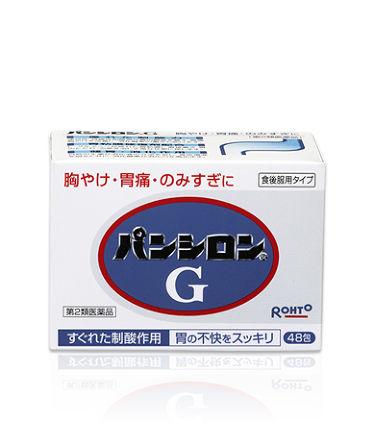 パンシロンG(医薬品) ロート製薬