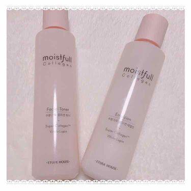モイストフルCL トナー/ETUDE/化粧水を使ったクチコミ(1枚目)