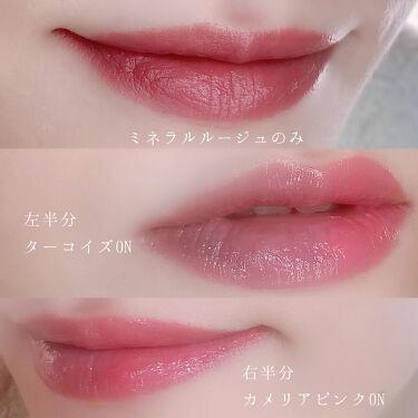ミネラルルージュN/ONLY MINERALS/口紅を使ったクチコミ(8枚目)