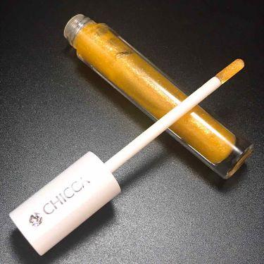 メスメリックグラスリップオイル/CHICCA(キッカ)/リップグロスを使ったクチコミ(1枚目)
