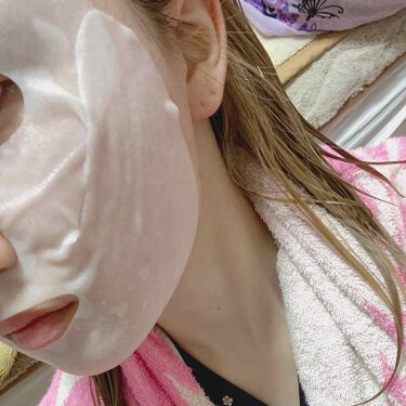 Vライン ひきあげマスク/ピュレア/シートマスク・パックを使ったクチコミ(3枚目)