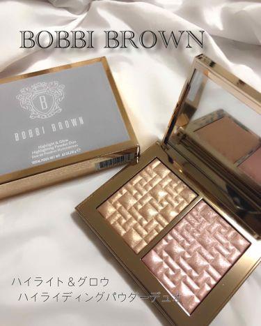 ハイライティング パウダー/BOBBI BROWN/ハイライト by まむ