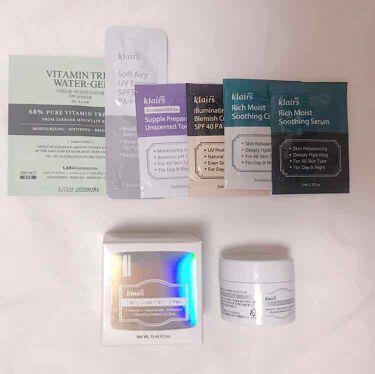 Ilumination Supple Blemish Cream/Klairs/その他ファンデーションを使ったクチコミ(2枚目)
