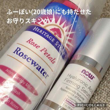 ローズペタル・ローズウォーター/Heritage consumer products(海外)/化粧水を使ったクチコミ(1枚目)