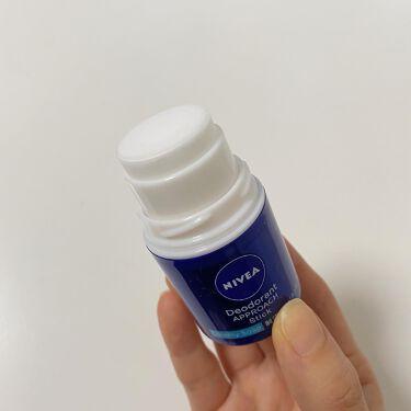 ニベア デオドラント アプローチ スティック ホワイトソープの香り/ニベア/デオドラント・制汗剤を使ったクチコミ(3枚目)