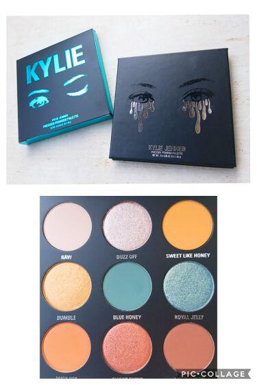 Blue Honey Palette/Kyshadow Kylie Cosmetics