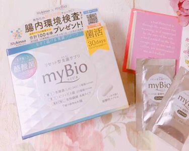 myBio (マイビオ)/メタボリック/健康サプリメントを使ったクチコミ(3枚目)