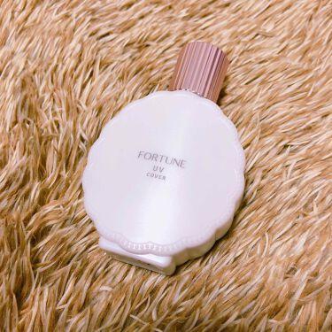 皮脂くずれ防止下地 UV(毛穴カバー)/フォーチュン/化粧下地を使ったクチコミ(2枚目)
