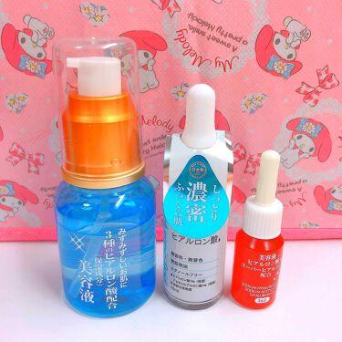 ヒアルロン酸+スーパーヒアルロン酸美容液(DエッセンスHSH)/DAISO/美容液を使ったクチコミ(1枚目)