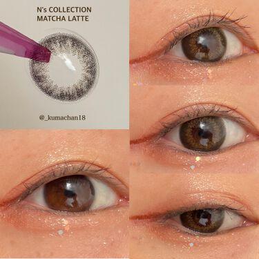 N's Collection/N's COLLECTION/カラーコンタクトレンズを使ったクチコミ(8枚目)