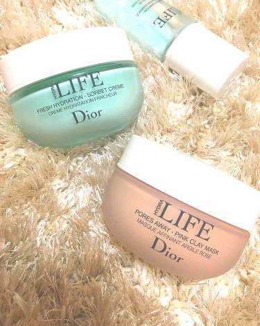 ライフ ピンク クレイマスク/Dior/洗い流すパック・マスクを使ったクチコミ(1枚目)