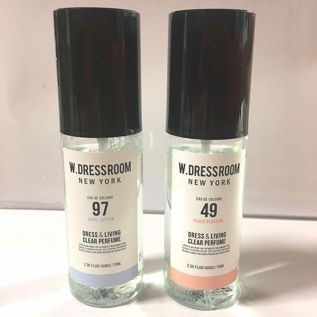 ドレス&リビング クリーン パフューム W.DRESSROOM