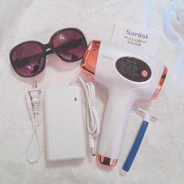 SARLISI IPL光脱毛器/SARLISI/ボディケア美容家電を使ったクチコミ(2枚目)