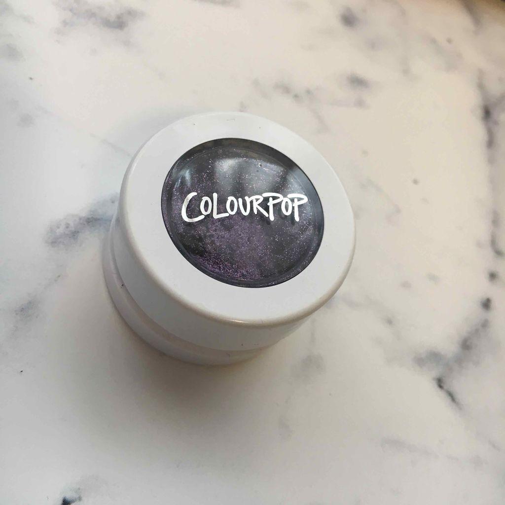 プレストアイシャドー/ColourPop(カラーポップ)/パウダーアイシャドウを使ったクチコミ(2枚目)