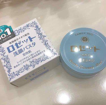 sera 🥀さんの「ロゼットロゼット 洗顔パスタ 荒性肌<洗顔フォーム>」を含むクチコミ