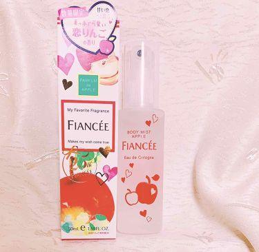 おがちゃん先生さんの「フィアンセフィアンセ ボディミスト 恋りんごの香り<香水(レディース)>」を含むクチコミ