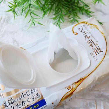 リンクルシートマスク N/なめらか本舗/シートマスク・パックを使ったクチコミ(2枚目)