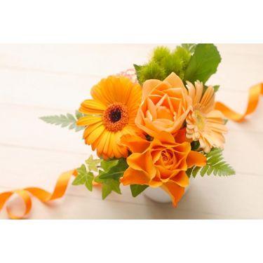春を待つ♡オレンジシャドウでなりたい印象に!
