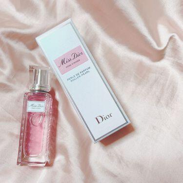 ミス ディオール ローズ&ローズ ローラー パール/Dior/香水(レディース)を使ったクチコミ(1枚目)