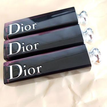 ディオール アディクト ラッカー スティック/Dior/口紅を使ったクチコミ(4枚目)