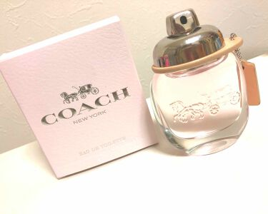 コーチ オードトワレ/COACH/香水(レディース)を使ったクチコミ(2枚目)
