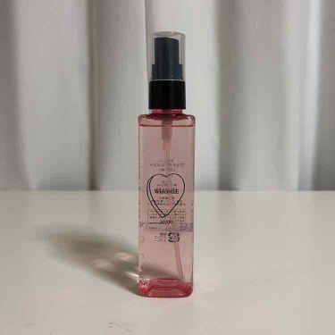 マルチオイルミスト/WHOMEE/ミスト状化粧水を使ったクチコミ(3枚目)