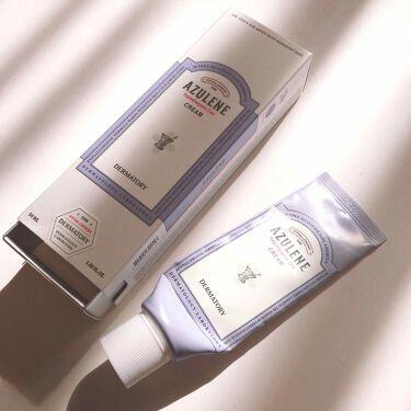 ダーマトリー ハイポアレジェニック シカ クリーム/Dermatory/フェイスクリームを使ったクチコミ(1枚目)