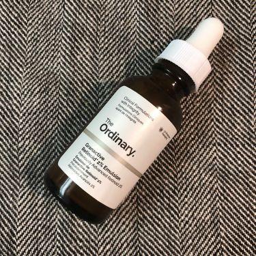 Granactive Retinoid 2% Emalsion/The Ordinary/美容液を使ったクチコミ(1枚目)