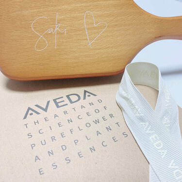 パドル ブラシ/AVEDA/ヘアケアグッズを使ったクチコミ(2枚目)