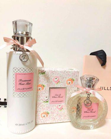 ひよこまめさんの「ジルスチュアートジルスチュアート リラックス オード ホワイトフローラル<香水(レディース)>」を含むクチコミ