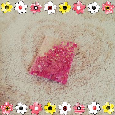 シェルフレーク 化粧-つめメイク No.318/DAISO/ネイル用品を使ったクチコミ(1枚目)