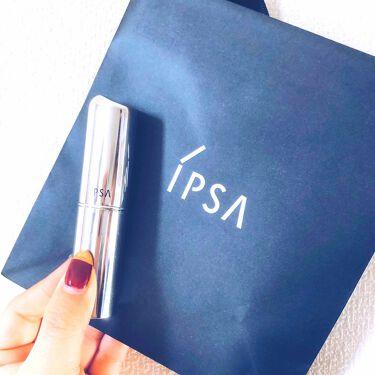 ザ・タイムR デイエッセンススティック/IPSA/美容液を使ったクチコミ(2枚目)